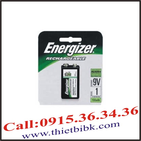 Pin sạc 9v Energizer NH22/BP1