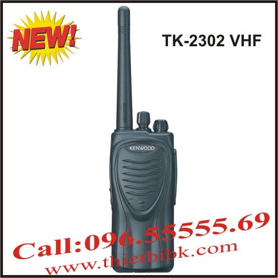 Bộ đàm KENWOOD TK-2302