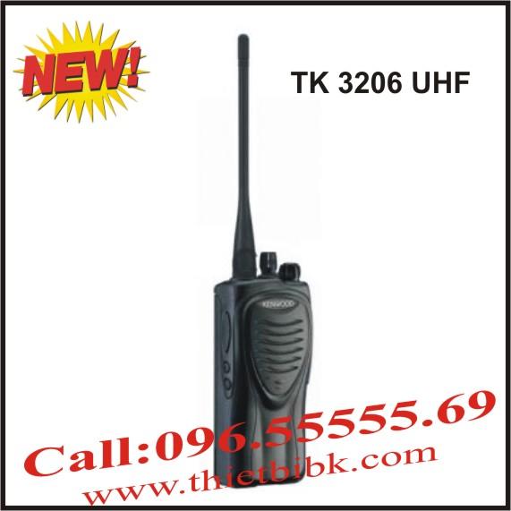 Bộ đàm KENWOOD TK 3206 UHF