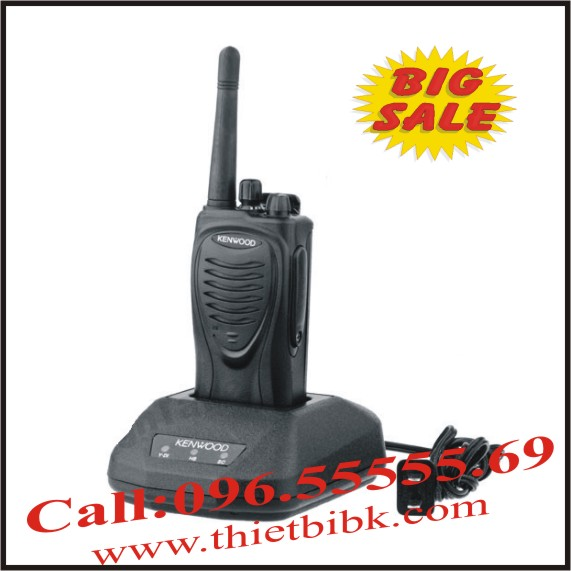 Bộ đàm KENWOOD TK-3207 UHF