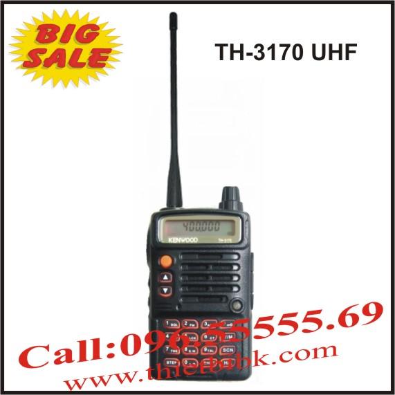 Bộ đàm Kenwood TH-3170 UHF
