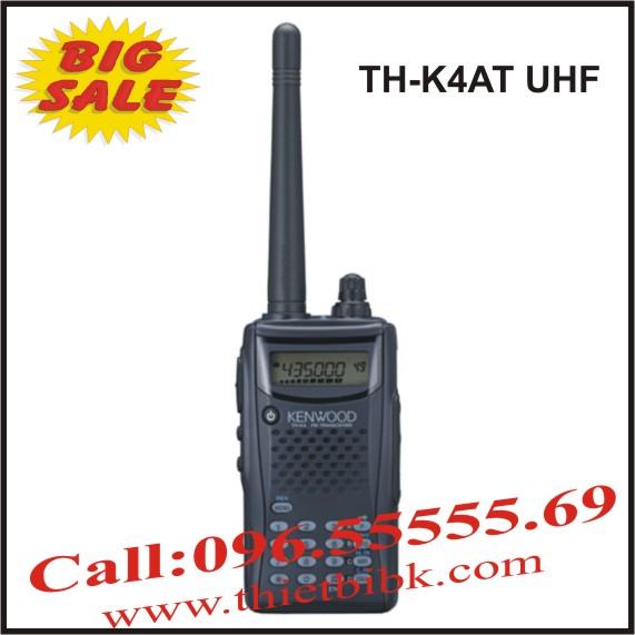 Bo dam Kenwood TH-K4AT UHFBo dam Kenwood TH-K4AT UHF