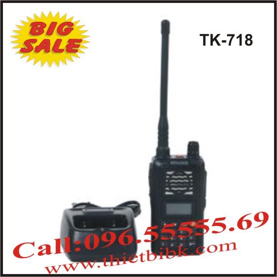 Bộ đàm Kenwood TK-718 VHF