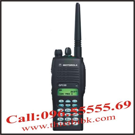 Bộ đàm Motorola GP338 dùng cho doanh nghiệp