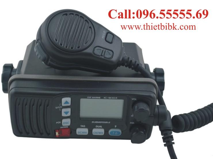 Bộ đàm cố định icom IC-M304 M304VHF dùng cho taxi