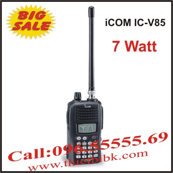 Bộ đàm iCOM IC-V85