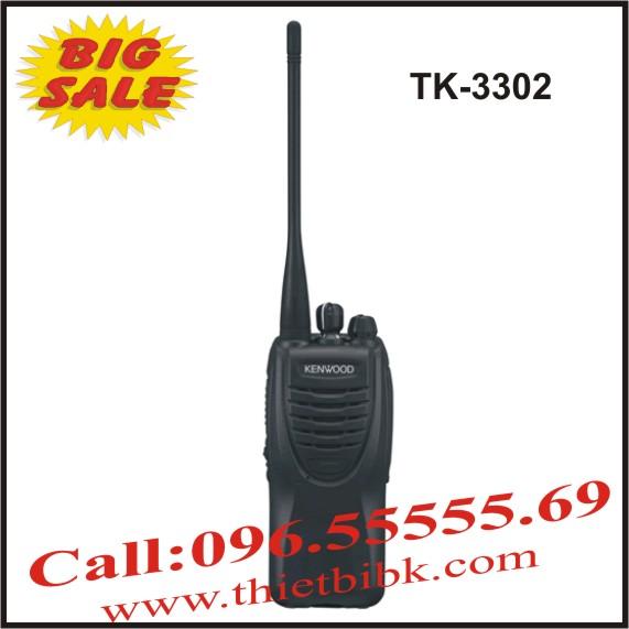Bộ đàm KENWOOD TK-3302