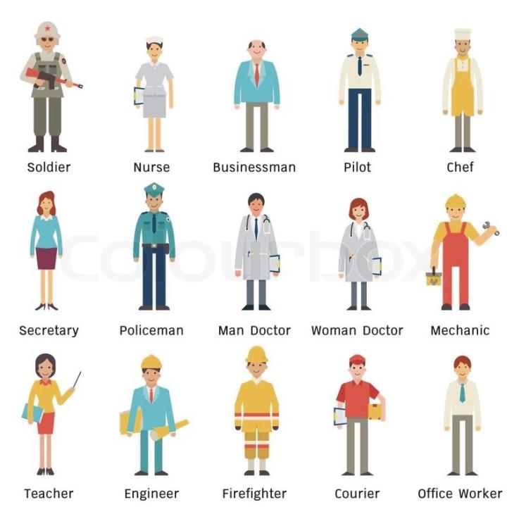 Các Từ vựng Tiếng Anh liên quan đến công việc