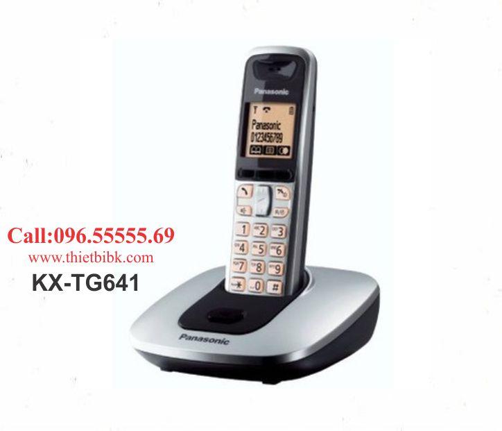 Điện thoại Panasonic KX-TG6411 dùng cho gia đình