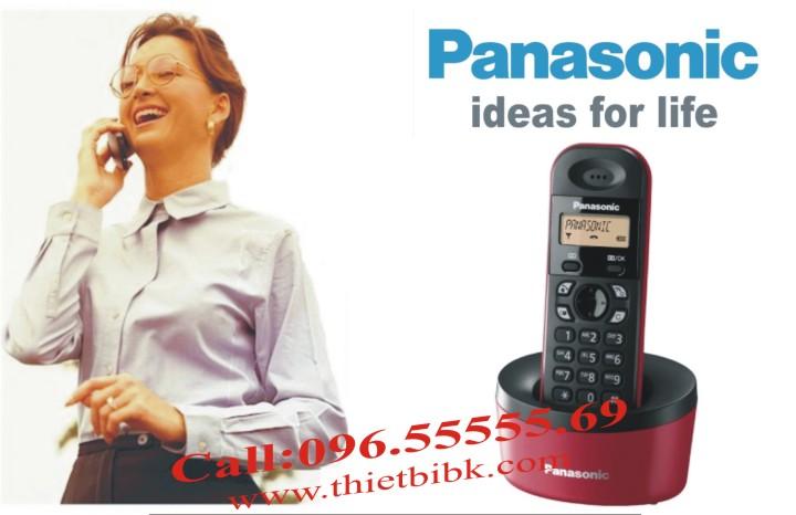 Điện thoại kéo dài Panasonic KX-TG1311 cho gia đình, văn phòng công ty