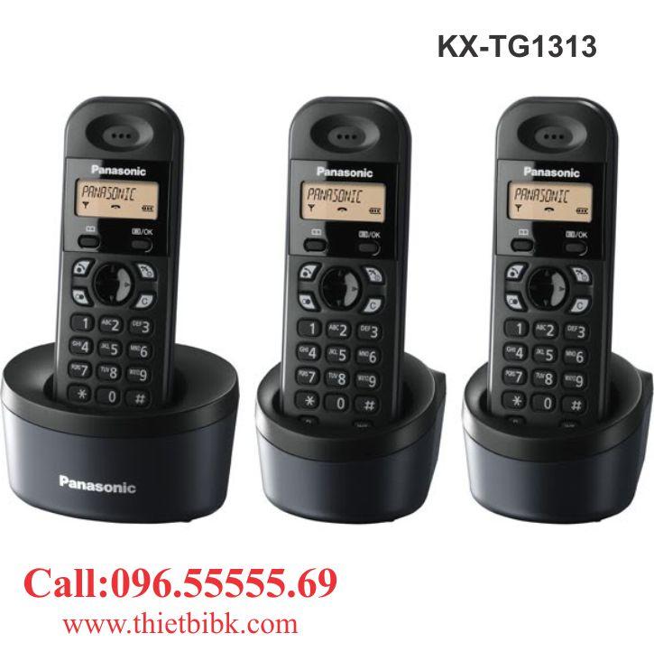 Điện thoại kéo dài Panasonic KX-TG1313 dùng cho văn phòng công ty