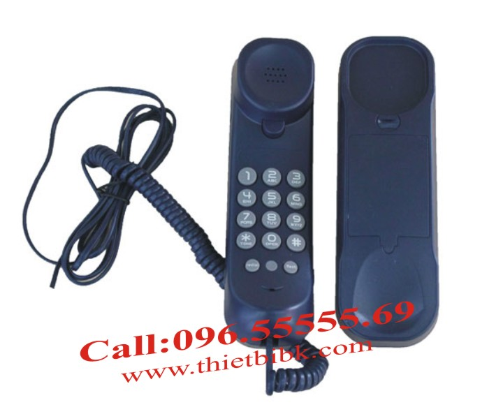 Điện thoại treo tường Uniden AS 7101 dùng cho phòng bếp