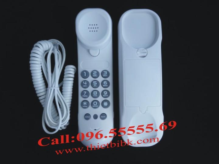 Điện thoại treo tường Uniden AS 7101 và phụ kiện kèm theo