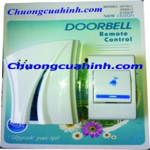 Chuông cửa không dây Doorbell-610A