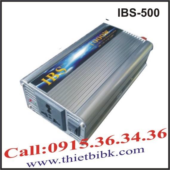 Máy đổi điện không sạc IBS 500