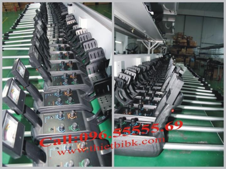 Máy dò kim loại dưới đất Super Scanner MD-5008 2 đĩa dò được sản xuất trên dây truyền công nghiệp hiện đại