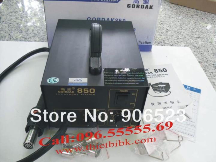 May kho nhiet GORDAK 850 fullbox