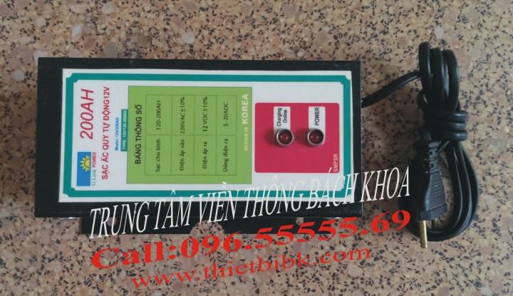 May sac acquy tu dong Hitech Power 12V-200Ah 1