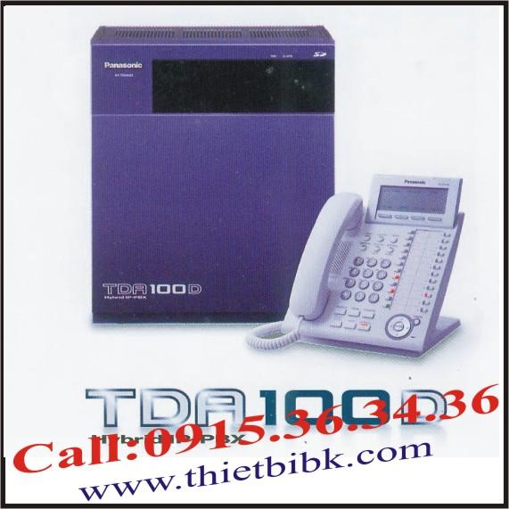 Tổng Đài Panasonic KX-TDA100D (16-40)