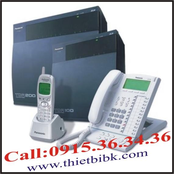 Tổng đài Panasonic KX-TDA200
