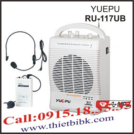 Máy trợ giảng không dây Yuepu RU-117UB có USB