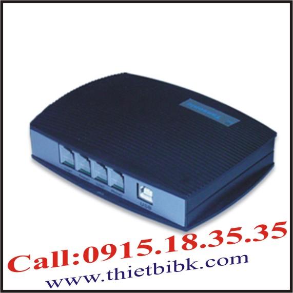 Box ghi âm điện thoại 1 line Tansonic TX2006P111 USB