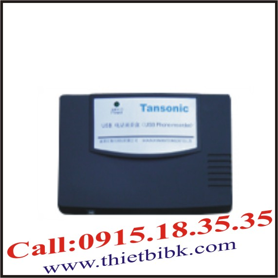 Tansonic Pro 2 cong voicemail