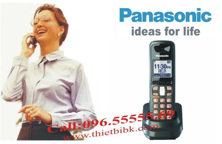 Tay máy con Điện thoại kéo dài Panasonic KX-TGA641 dùng để mở rộng máy con