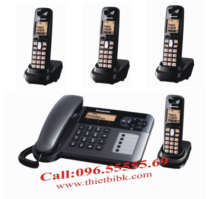 Tay máy con Điện thoại kéo dài Panasonic KX-TGA641 mở rộng tay con cho KX-TG64XX