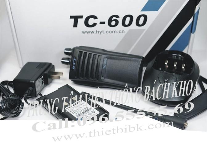 Bộ đàm HYT TC-600