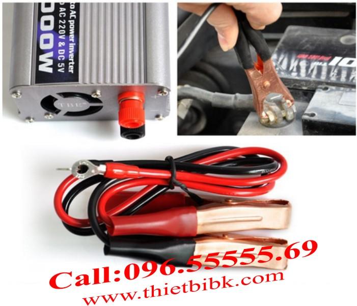 Máy đổi điện TBE 1000W - Máy kích điện TBE 1000W