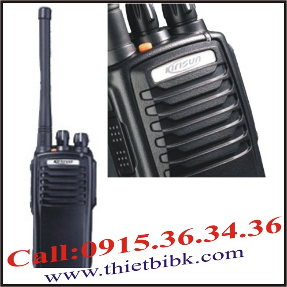 Bộ đàm KIRISUN PT-7201 UHF