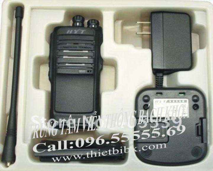 Bộ đàm HYT TC-500S UHF