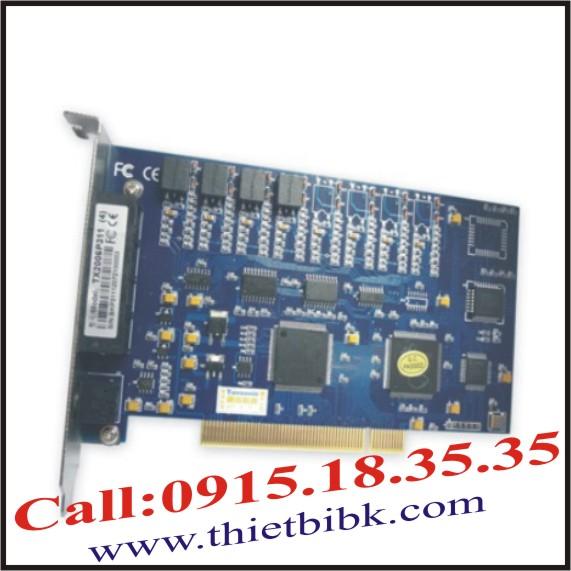 Card ghi âm điện thoại 4 line Tansonic TX2006P311-4