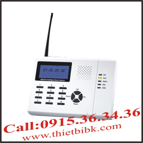 Thiết bị báo động không dây dùng SIM KS-899GSM