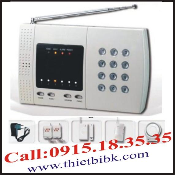 Thiết bị báo động chống trộm Security GB-268