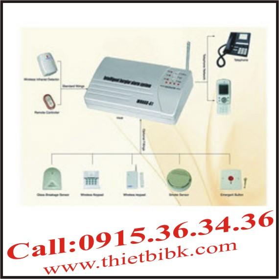 Hệ thống báo động không dây Guardsman GS-2700