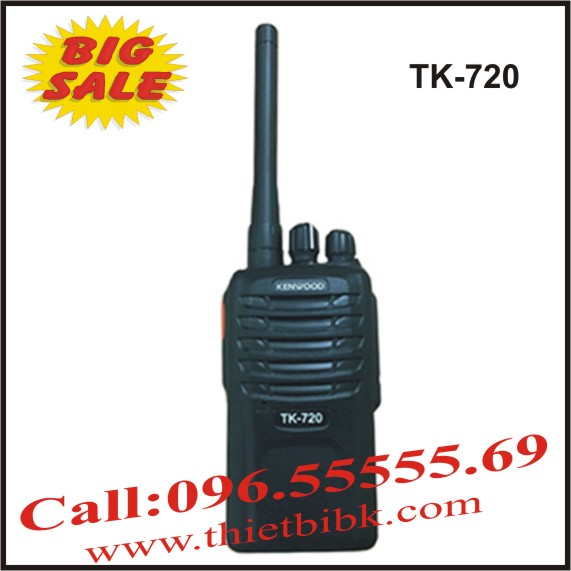 Bộ đàm Kenwood TK-720