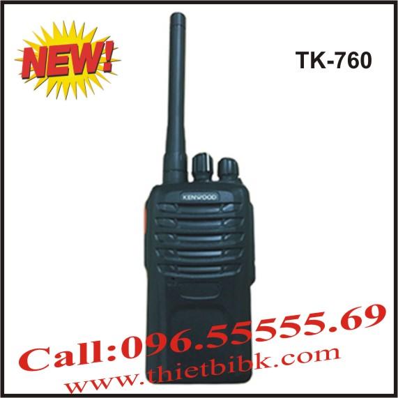 Bộ đàm KENWOOD TK-760
