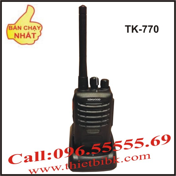 Bộ đàm KENWOOD TK-770