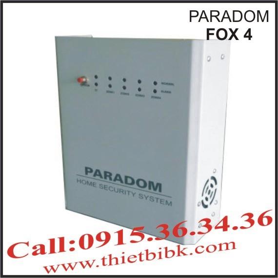 Tủ báo động PARADOM FOX4