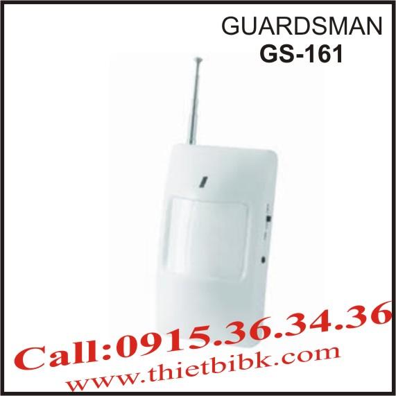 Đầu dò chuyển động lắp tường không dây GUARDSMAN GS-161
