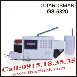 Thiết bị báo động không dây Guardsman GS-5820