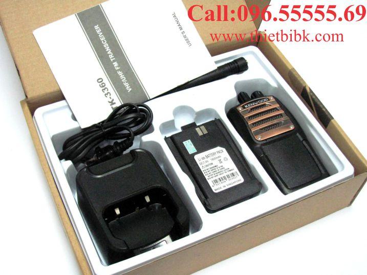 Sạc pin bộ đàm Kenwood TK-3360 dùng cho khách sạn