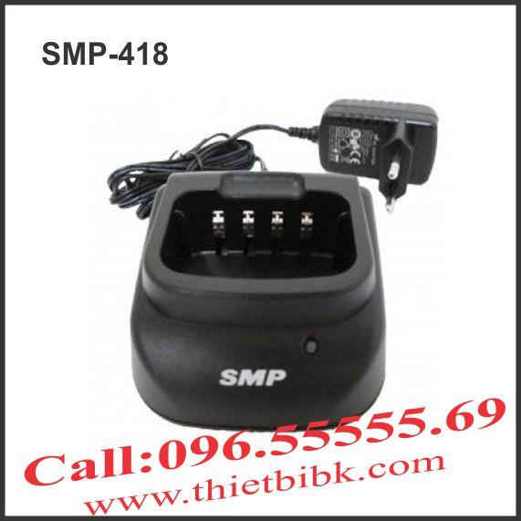 Sạc bộ đàm Motorola SMP-418
