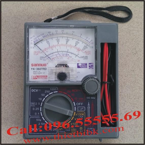 Đồng hồ đo Sannuo YX 360TRD