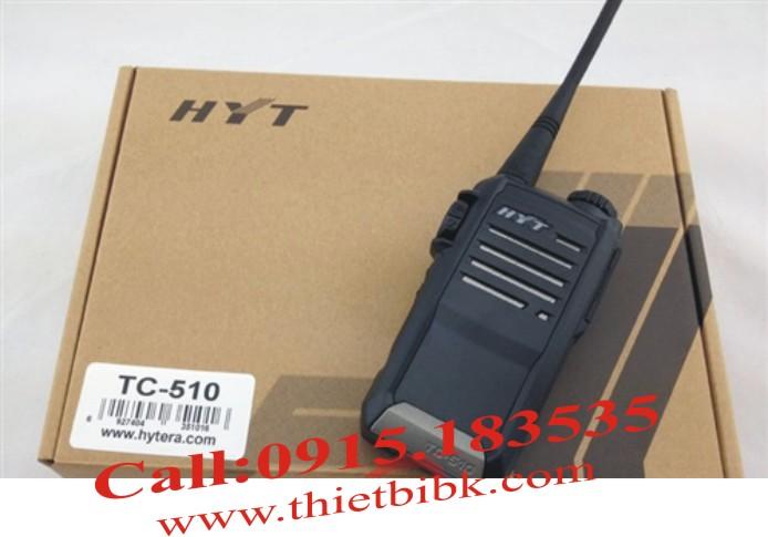 Bộ đàm HYT TC-510