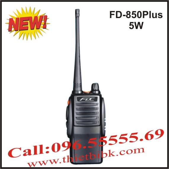 Bộ đàm cầm tay FEIDAXIN FD-850Plus -5W