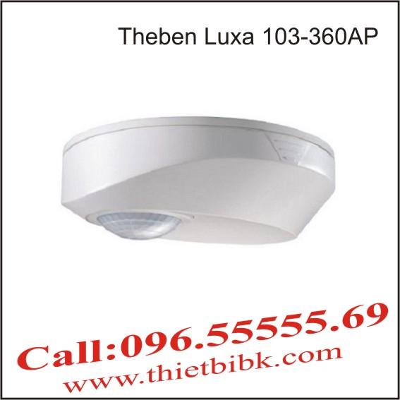 Công tắc cảm ứng hồng ngoại Theben Luxa 103-360AP
