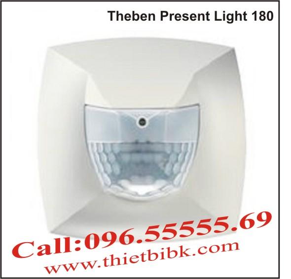 Công tắc cảm ứng hồng ngoại Theben Present Light 180